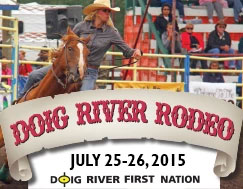 Doig River Rodeo