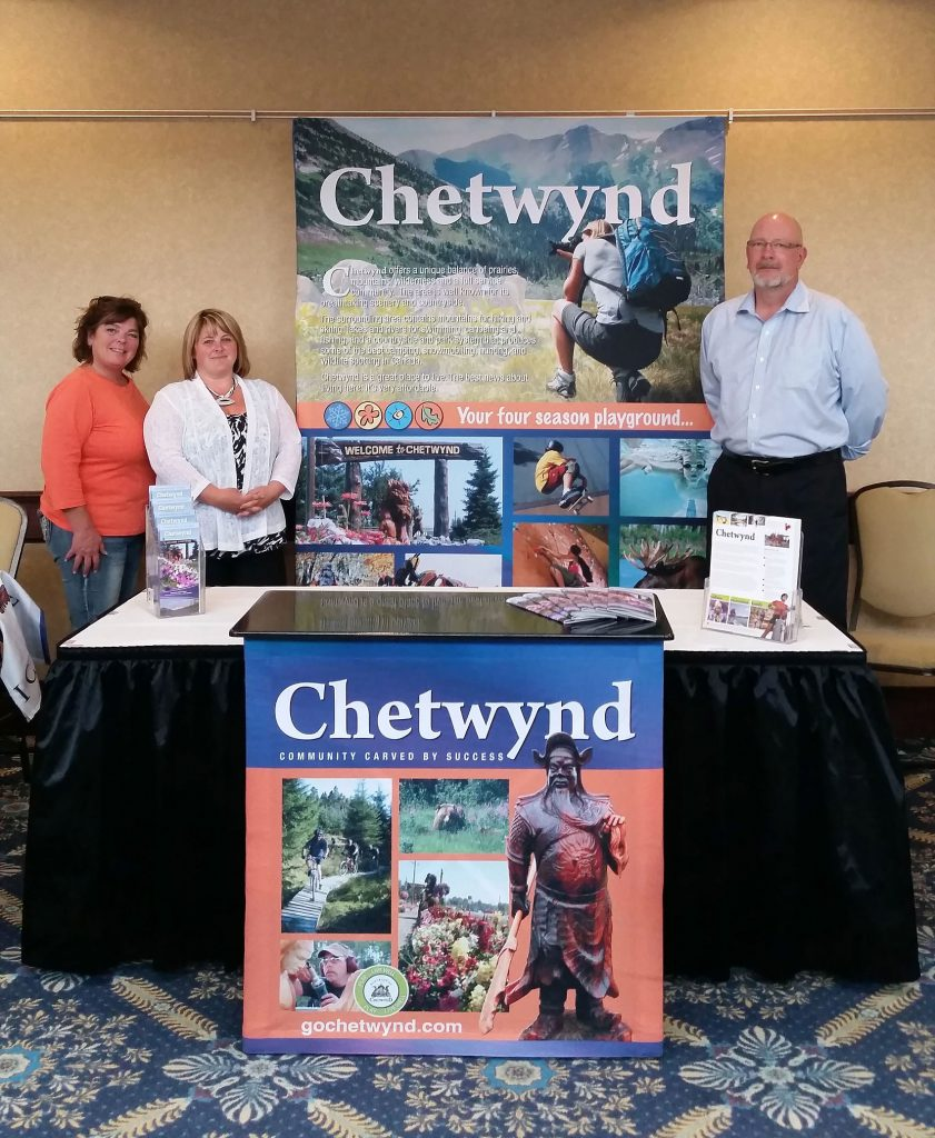 Chetwynd Trade Show Booth