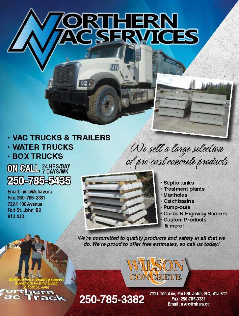 Northern Vac Wilson Concrete